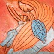 Treasures - Tile Art Print