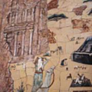 Treasury Mosaic Art Print