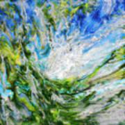 Tree And Sky Art Print