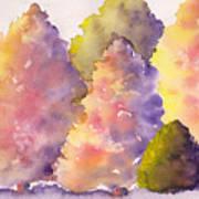 Tree Family Art Print