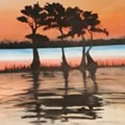 Tree Kings Art Print