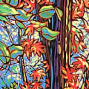 Tree Long Art Print