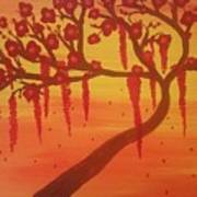 Tree Of Desire Art Print