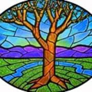 Tree Of Grace - Spring Art Print