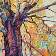 Tree Of Life And Wisdom   Art Print