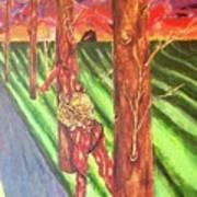 Tree Perspective Art Print