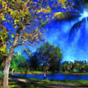 Tree Series 70 Art Print
