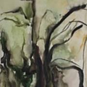 Tree Series V Art Print