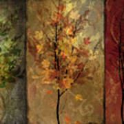 Tree Story Art Print