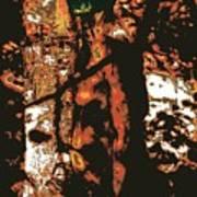 Tree Woman / 2 Art Print