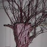 Treepot Art Print