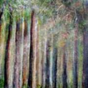 Trees 2 Art Print