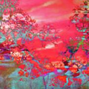 Trees 67 Art Print