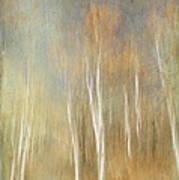 Trees Ethereal Grove Art Print