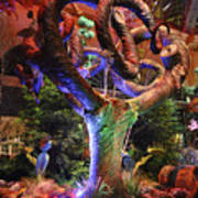 Trees Of Bellagio Art Print