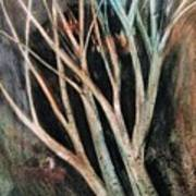 Trees That Tumble Art Print