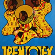 Trentotex Fabrics Art Print