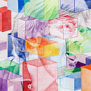 Trey Anastasio-never Get Out Of This Maze Print by Joshua Morton