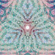 Triagonal  Art Print