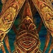 Tribal Ancestors Art Print