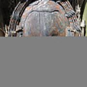 Tribal Mask Art Print