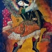 Tribute To The Art Of Cuzco #2 Art Print