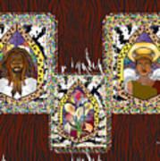 Trilogy Art Print
