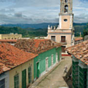 Trinidad - Cuba Art Print