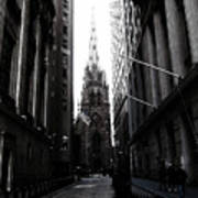 Trinity Church New York City Art Print