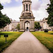 Trinity College Dublin  Art Print