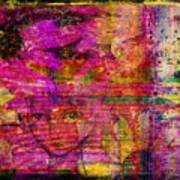 Triple Exposure Art Print