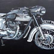 Triumph Thunderbird Art Print