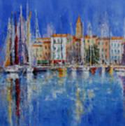 Trogir  -  Croatia Art Print