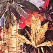 Tropic Blaze Art Print