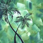 Tropical Dance 3 By Madart Art Print
