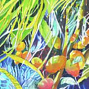 Tropical Design 1 Art Print