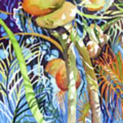 Tropical Design 2 Art Print
