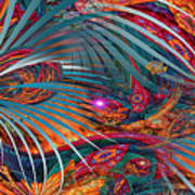 Tropico...nashville Art Print