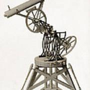 Troughton Equatorial Telescope, 19th Art Print