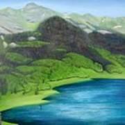 Trout Lake North Art Print