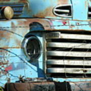 Trucks Life Art Print