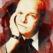 Truman Capote, Literary Legend Art Print