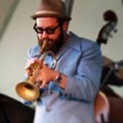 Trumpeter 1 Art Print