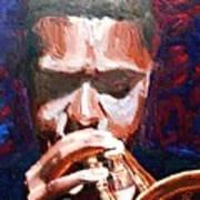Trumpeters Art Print
