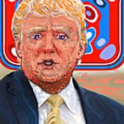 Trumpfffffft  Art Print
