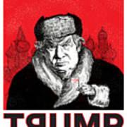 Trumpski Art Print