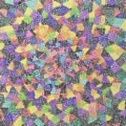 Try Angles Of Circles Art Print