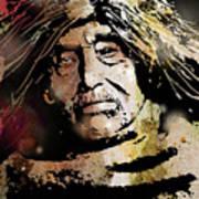 Tsawatenok Man Art Print