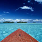 Tuamotu Islands, Raiatea Art Print