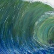 Tube Of Water Art Print